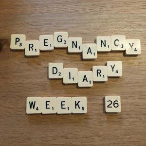 pregnancy diary, 26 weeks pregnant, 26 week pregnancy diary, prenancy journal