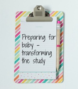 preparing for baby, bedroom makeover, getting ready for new baby,