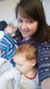 Meet the Parents – Advice for New Mummies and Daddies with Forget Me Knit