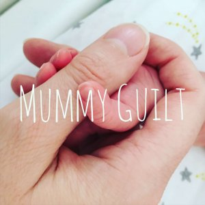 mummy guilt, new parent, breastfeeding, caesarean