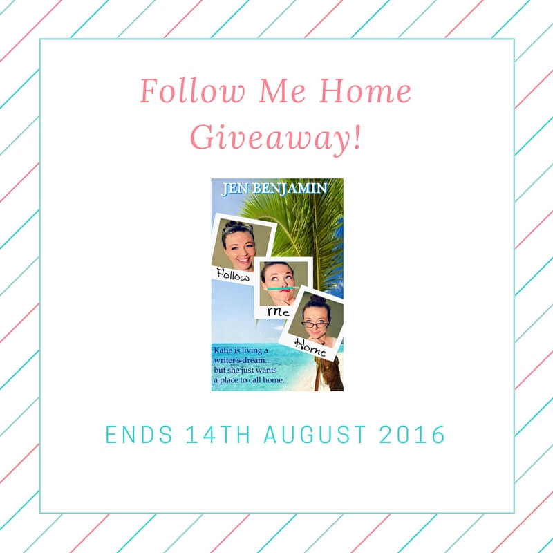 book review giveaway follow me home by jen benjamin pondering parenthood. Black Bedroom Furniture Sets. Home Design Ideas