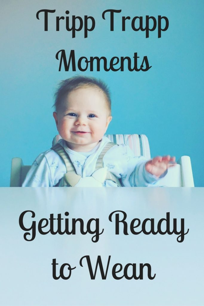 Tripp Trapp Moments, Getting ready to wean, weaning, starting to wean, babyled weaning, weaning with puree