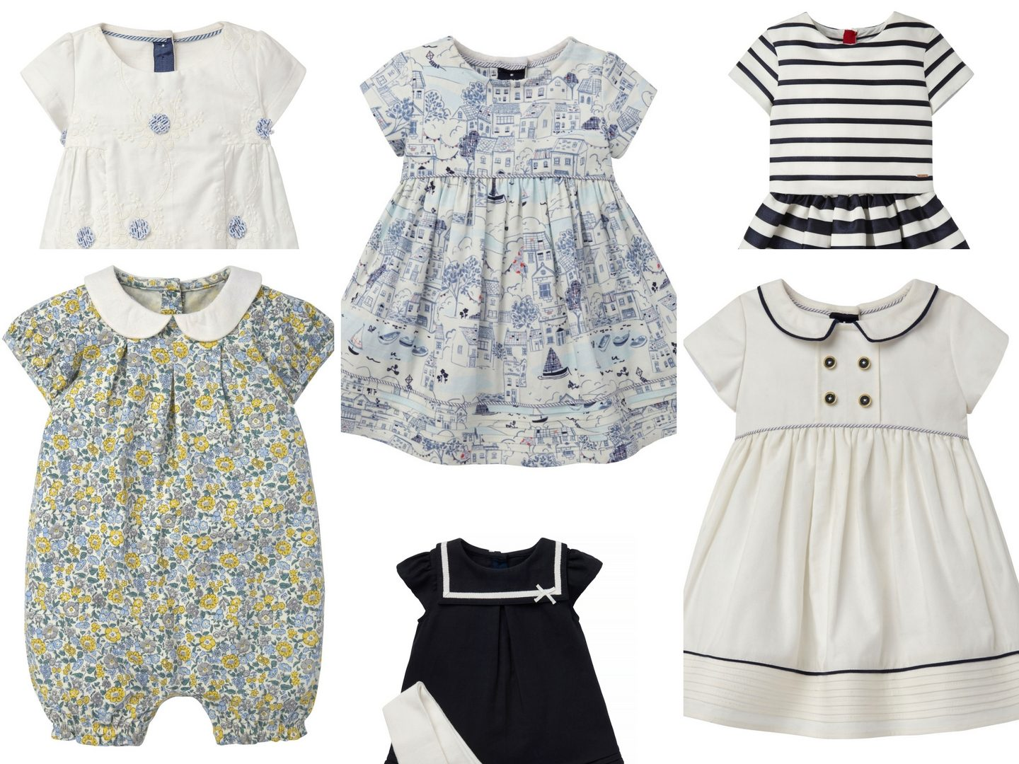 Marks and Spencer girls' clothing