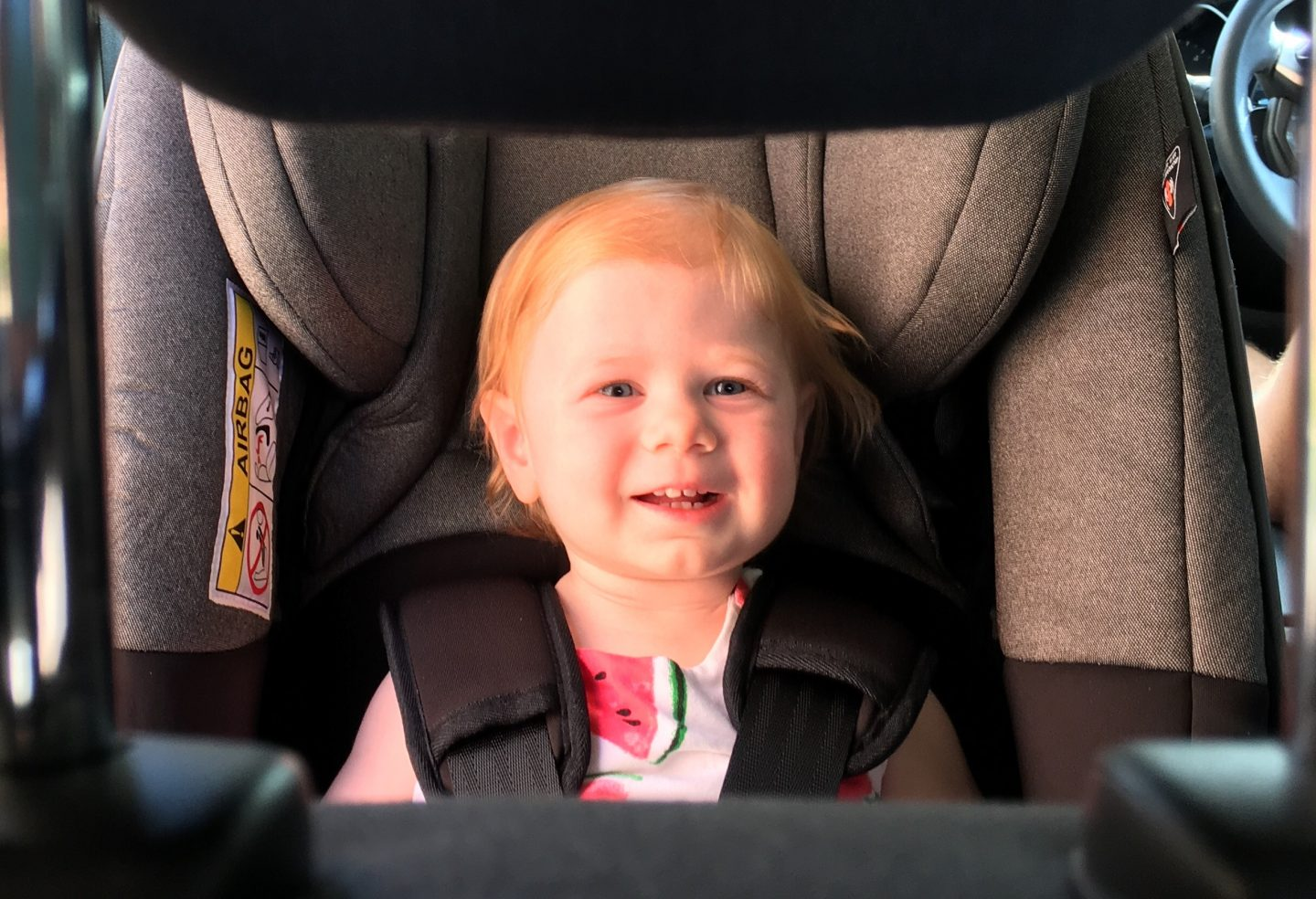 Diono Radian 5, extended rear facing car seat. Diono Radian 5 review