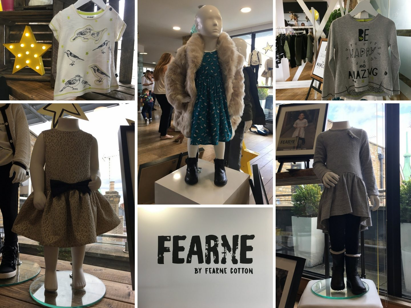 Fearne collection a Boots, Fearne cotton children's clothing, Fearne for Boots Mini Club