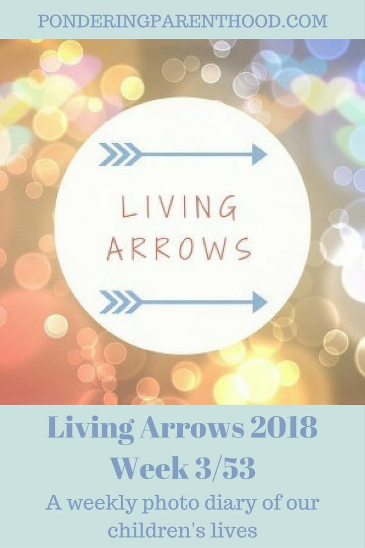 Living Arrows {2018} Week 3/53
