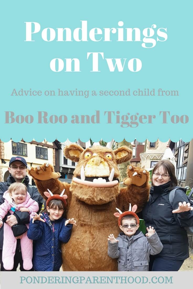 Advice on having a second baby and how to juggle a newborn and a toddler!