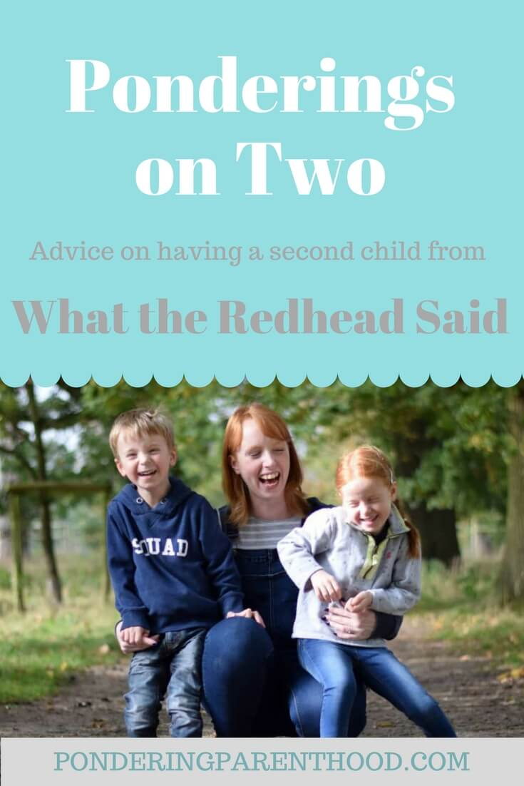 Advice on having a baby when you already have one child - tips, advice and experiences