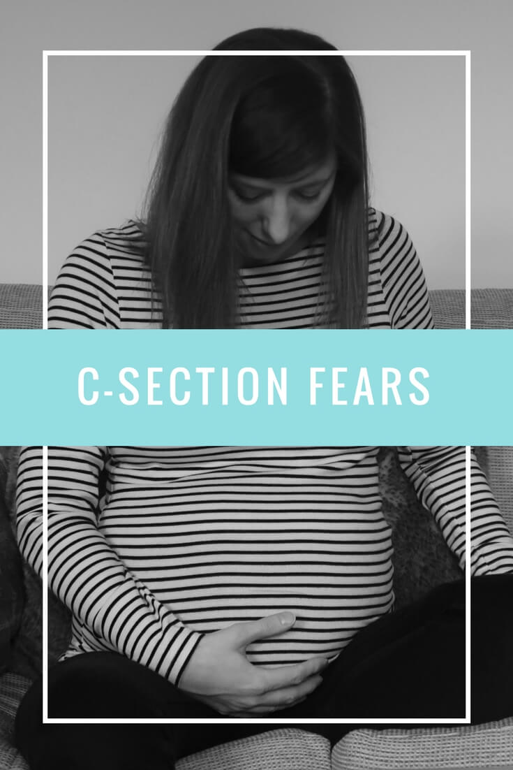 My concerns around having a second caesarean section