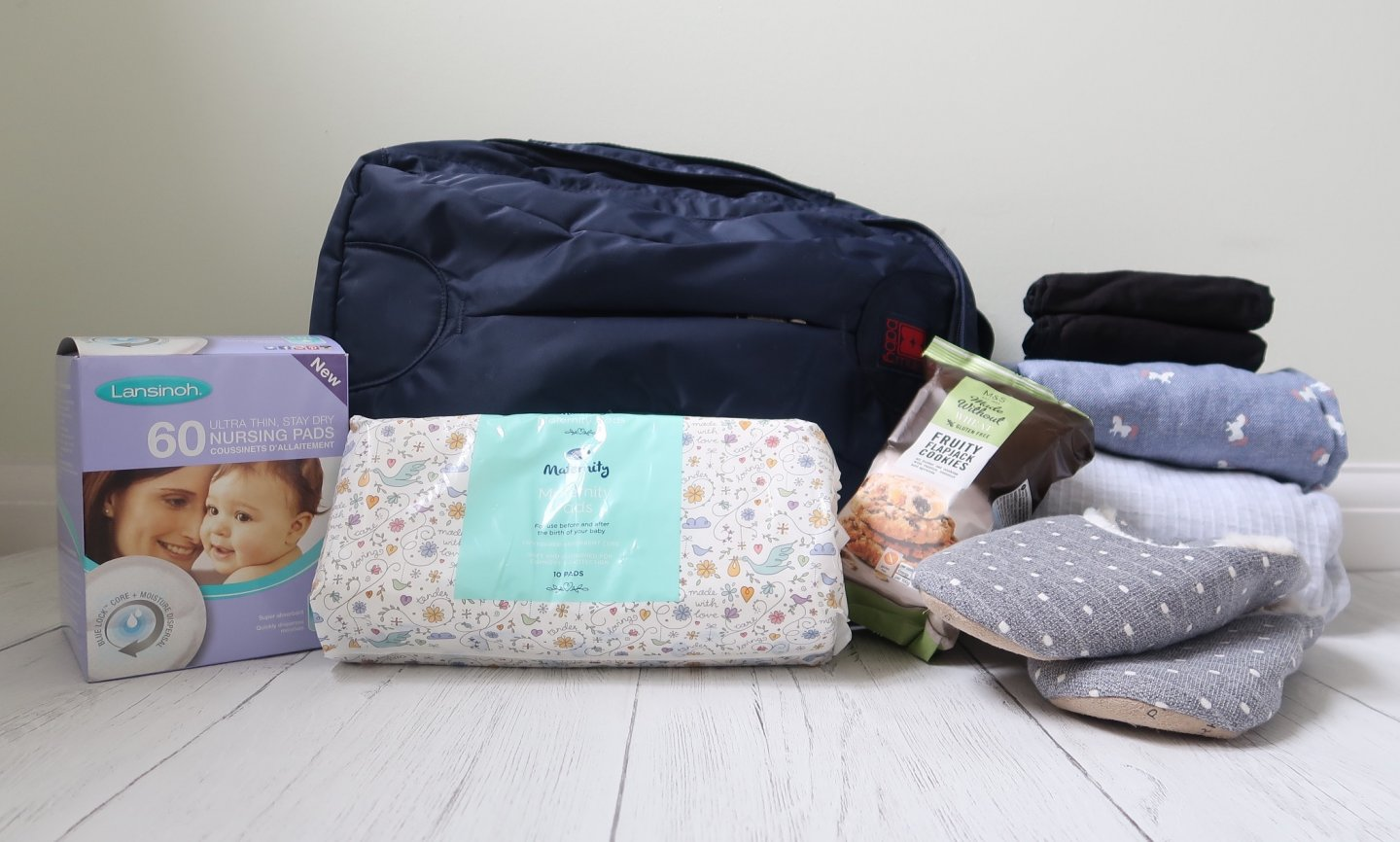 What to pack in mum's hospital bag
