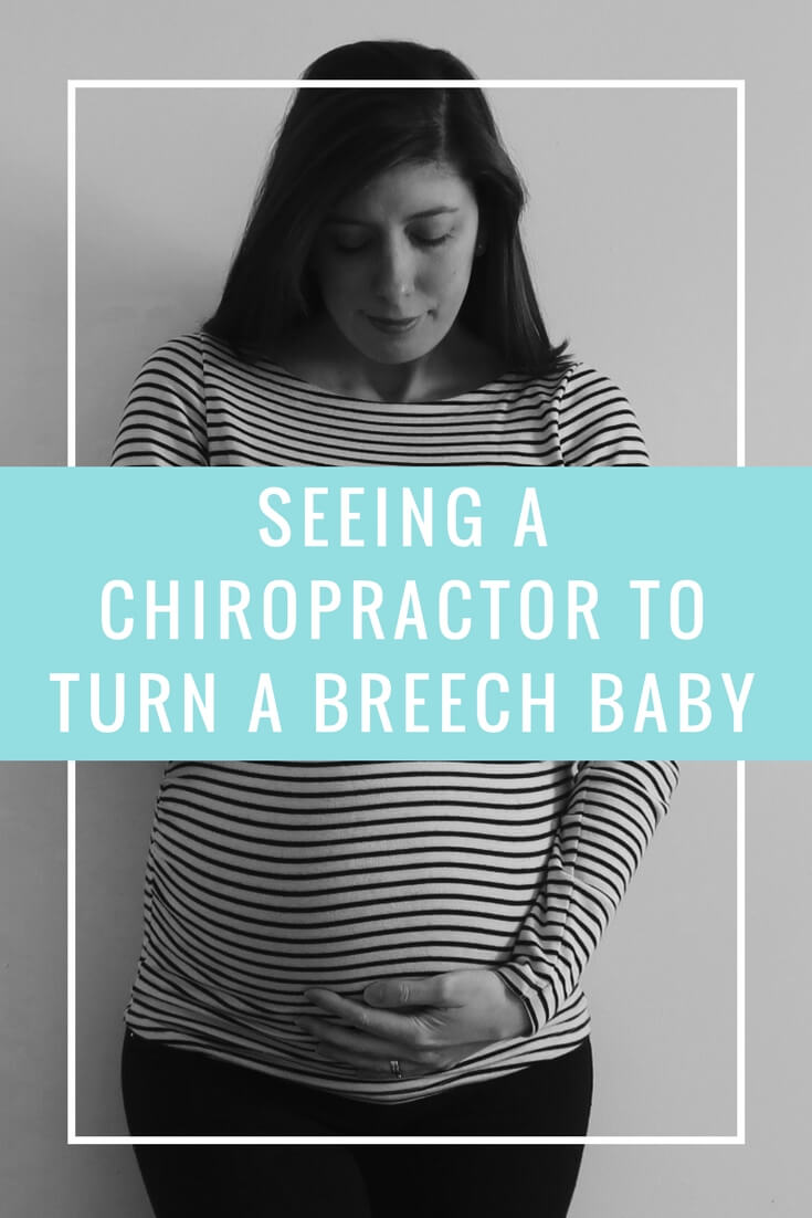 Seeing a chiropractor to turn a breech baby. How can a chiropractor help to turn a breech baby? Here's my experience.