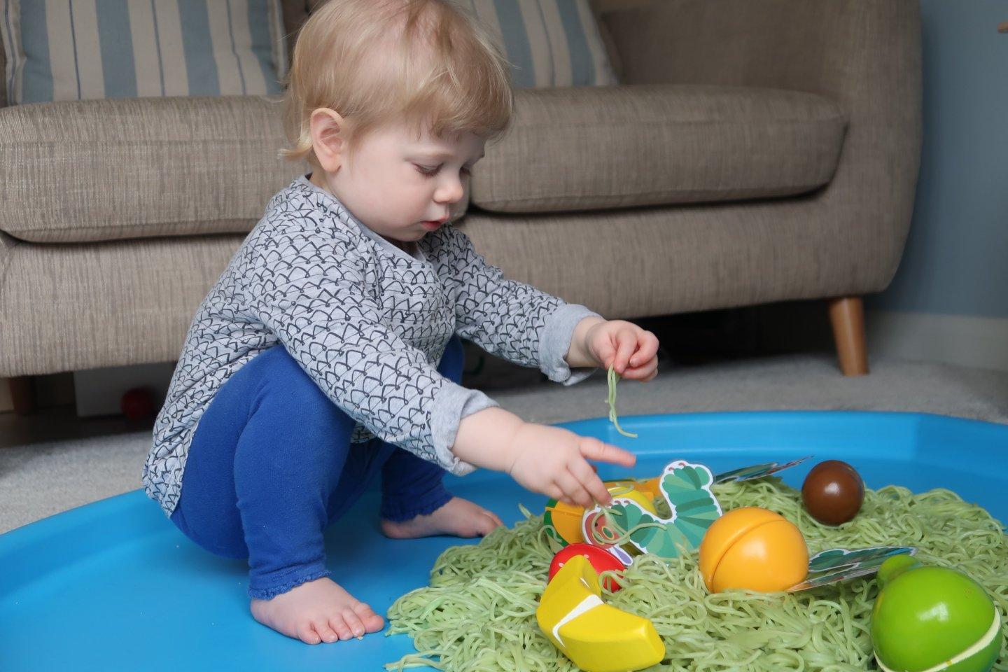 Very Hungry Caterpillar Tuff Tray