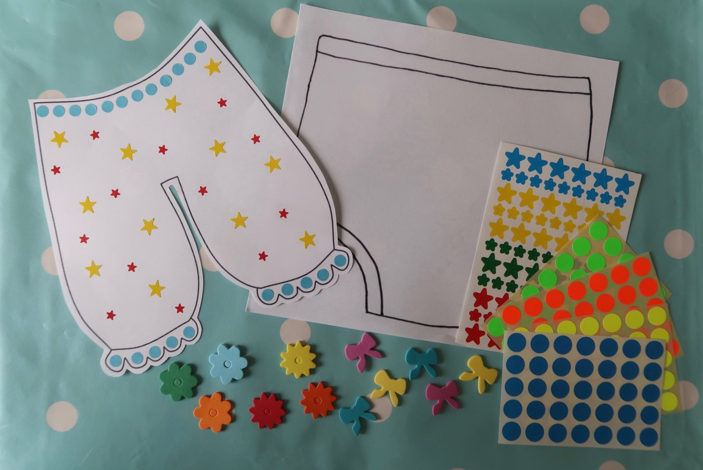 Aliens Love Underpants EYFS Activity