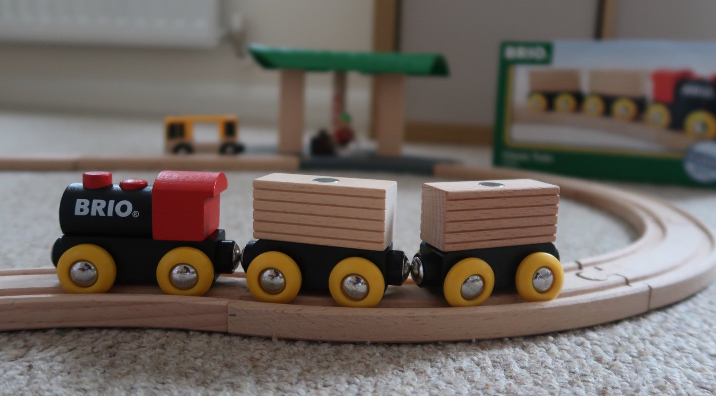 BRIO Classic Train Review