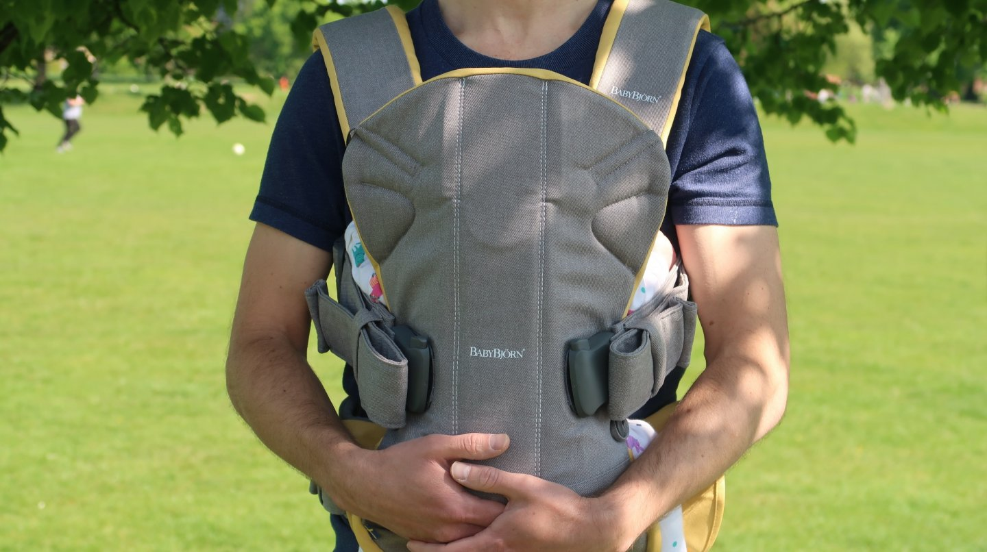 BabyBjörn Baby Carrier One Review