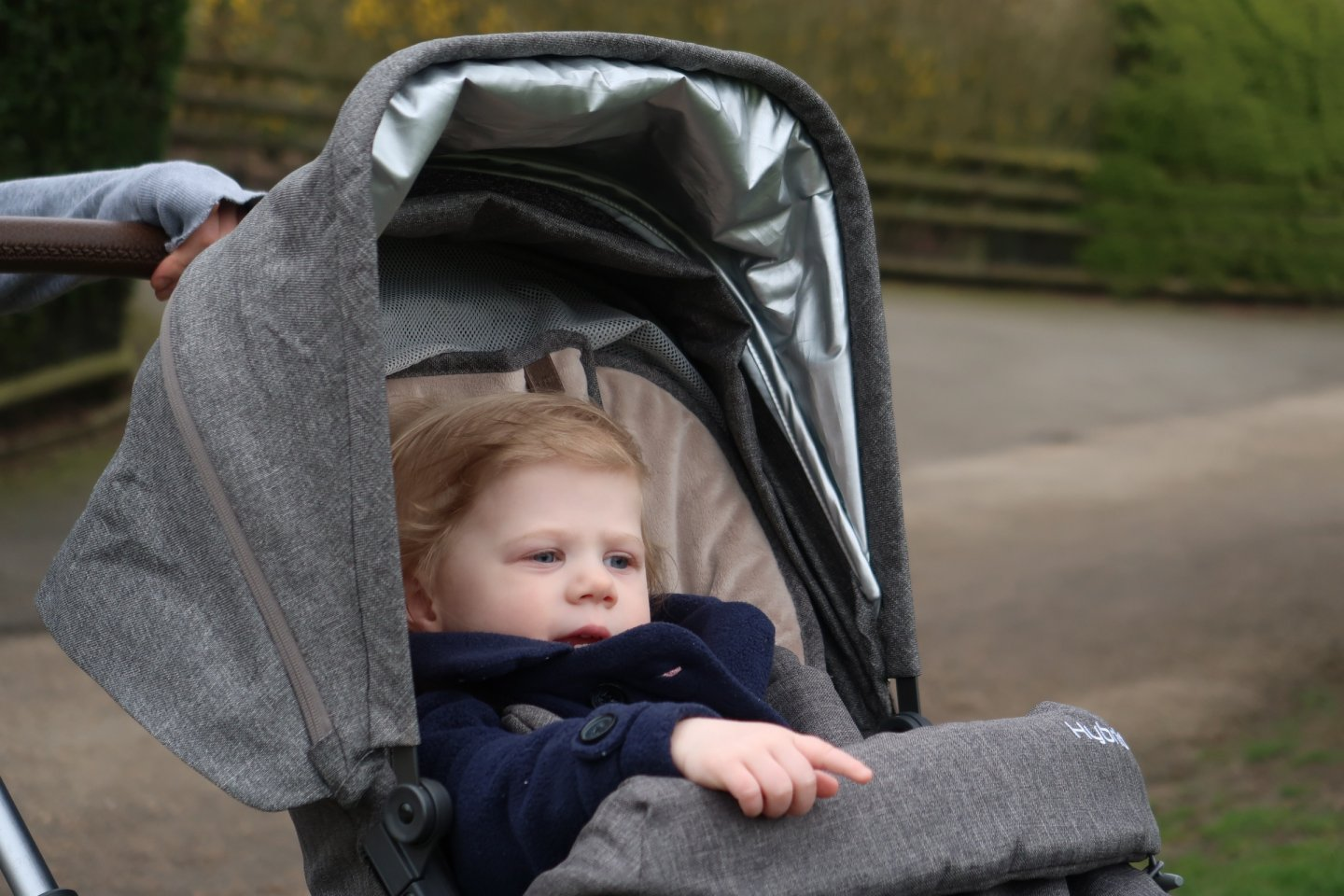 Hybrid tandem pushchair review