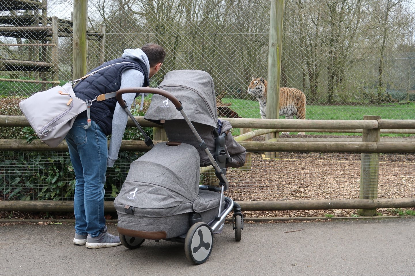 Double pushchair review