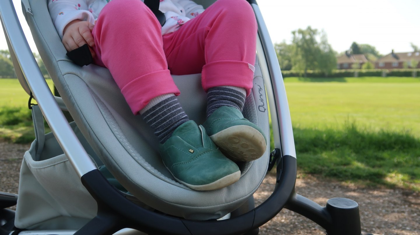 Quinny pushchair review