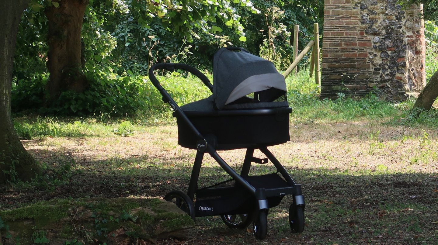 New Oyster 3 pram review