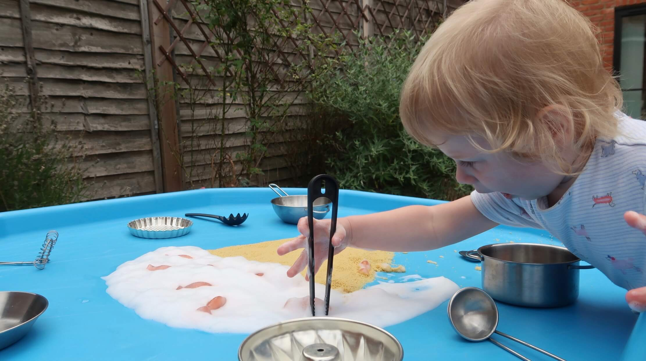 Developing fine motor skills in EYFS children.