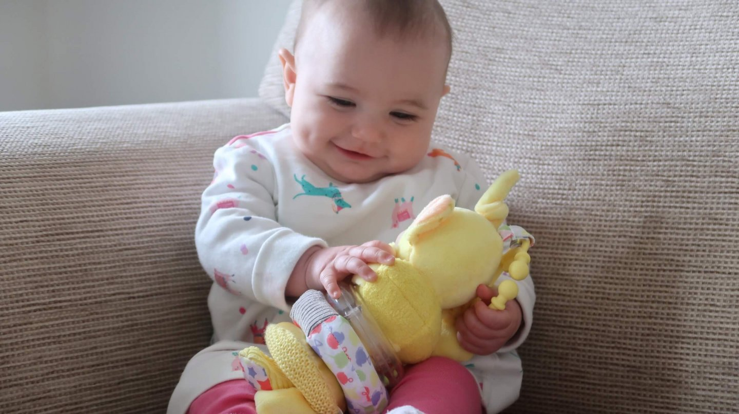Tellytubby Soft Toy Review