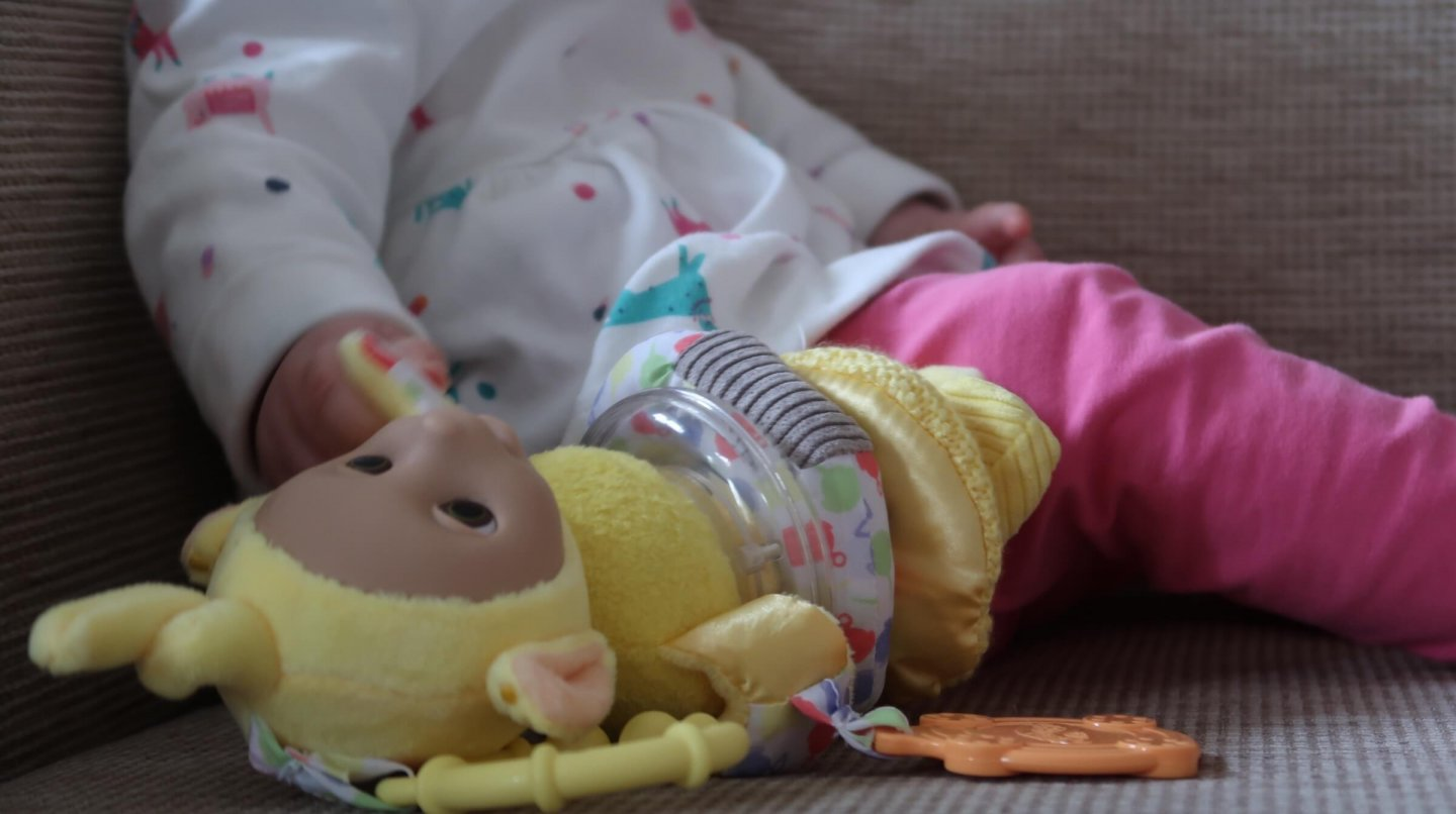 Laa-Laa Teletubby Soft Toy Review