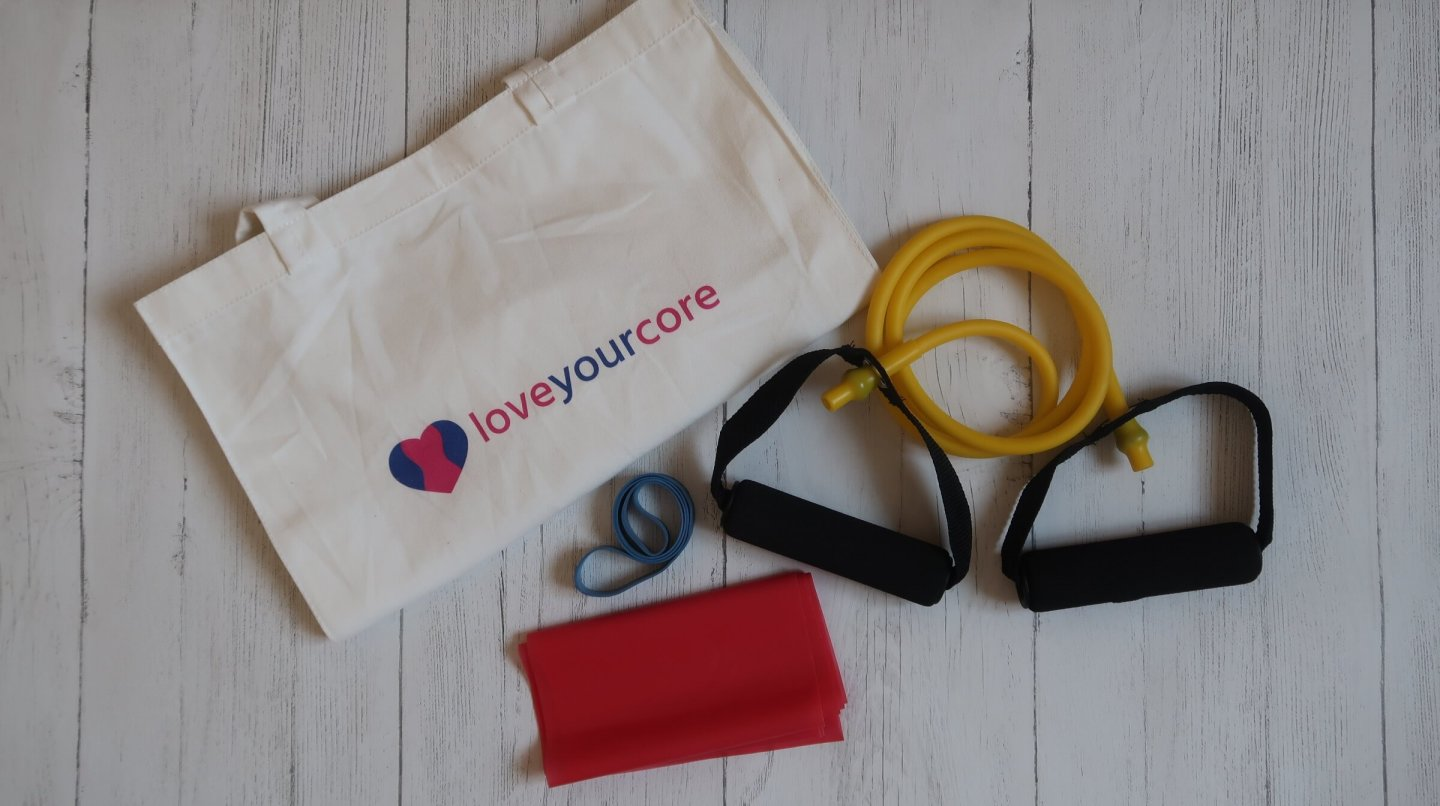 Love Your Core Goody Bag