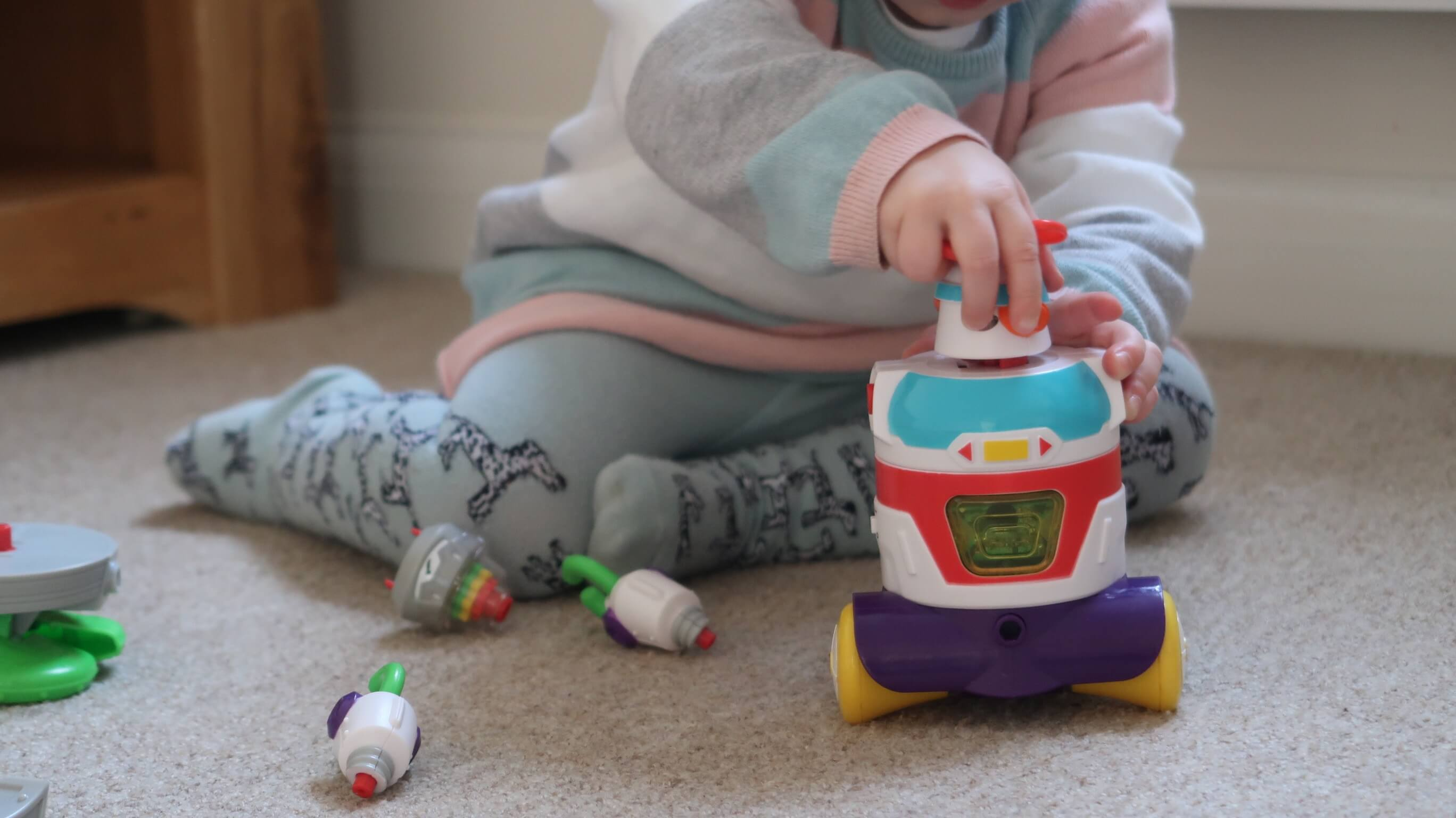 Little Tikes Builder Bot Review