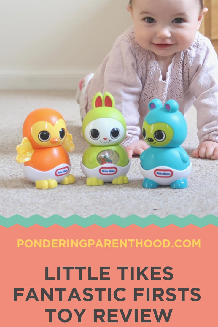 Little Tikes Fantastic Firsts Toy Review