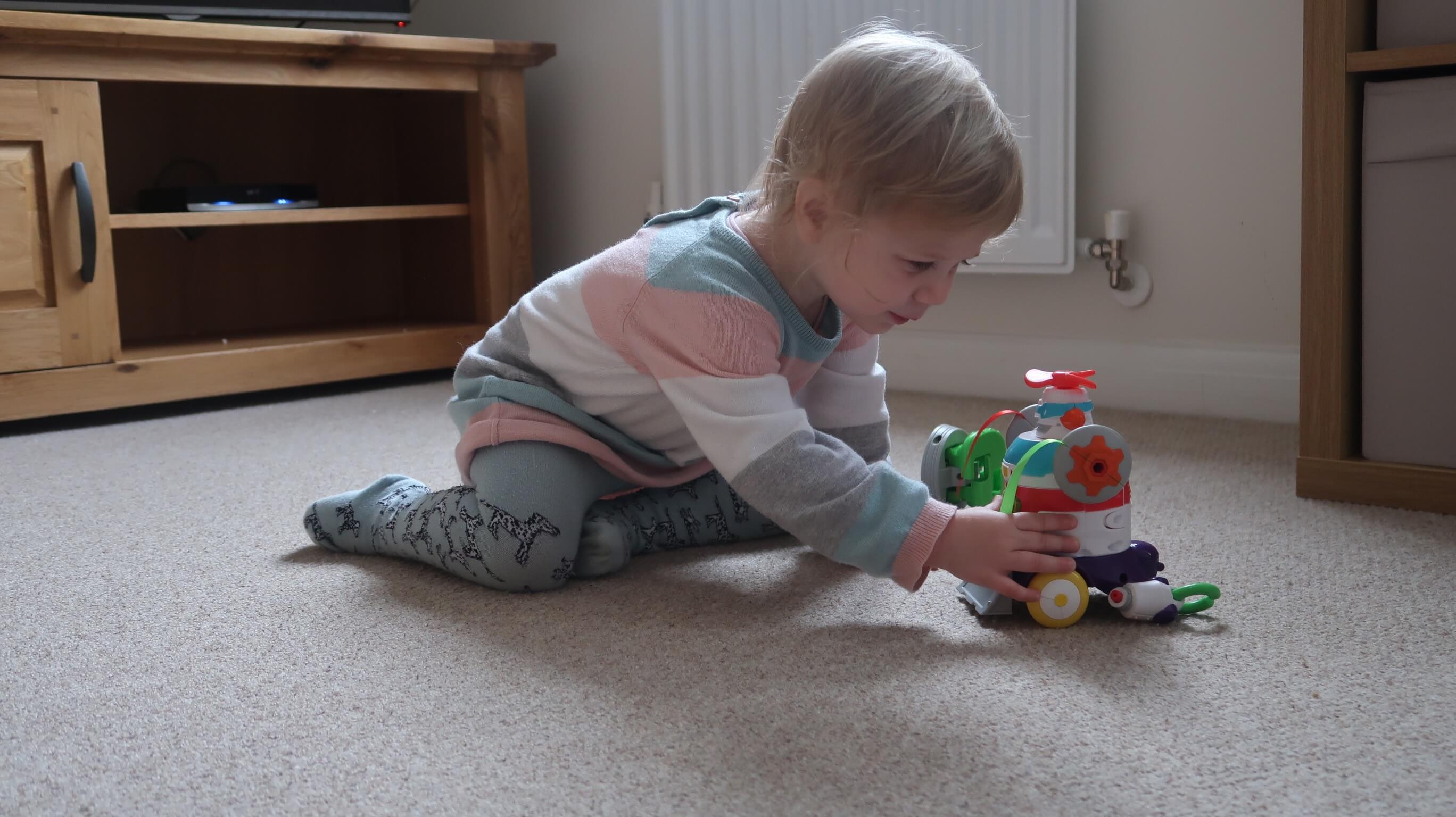 Little Tikes Robot Review