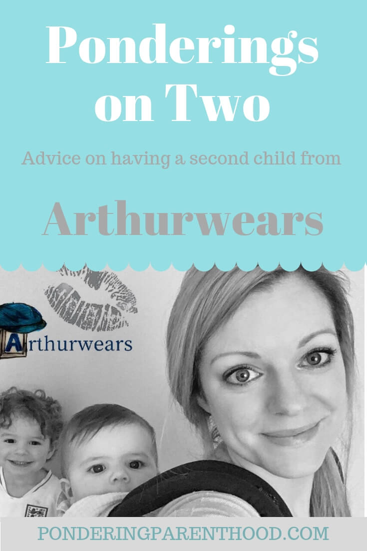 Arthurwears blogger Sarah shares her experience of raising a boy and a girl with a 2.5 year age gap.