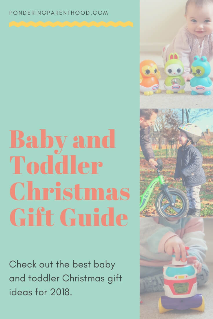 Baby and Toddler Christmas Gift Guide