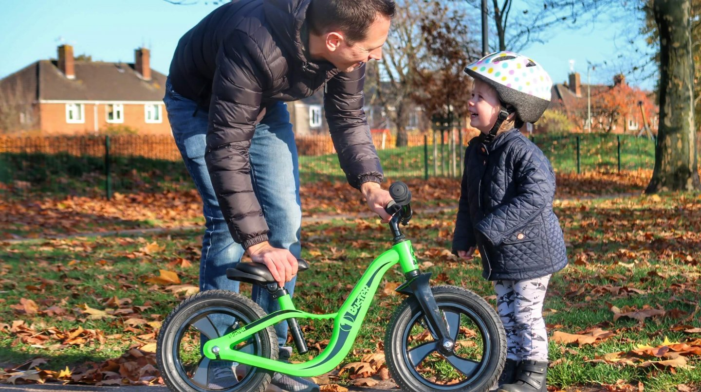 Buster Bikes Buster #1 Balance Bike Review
