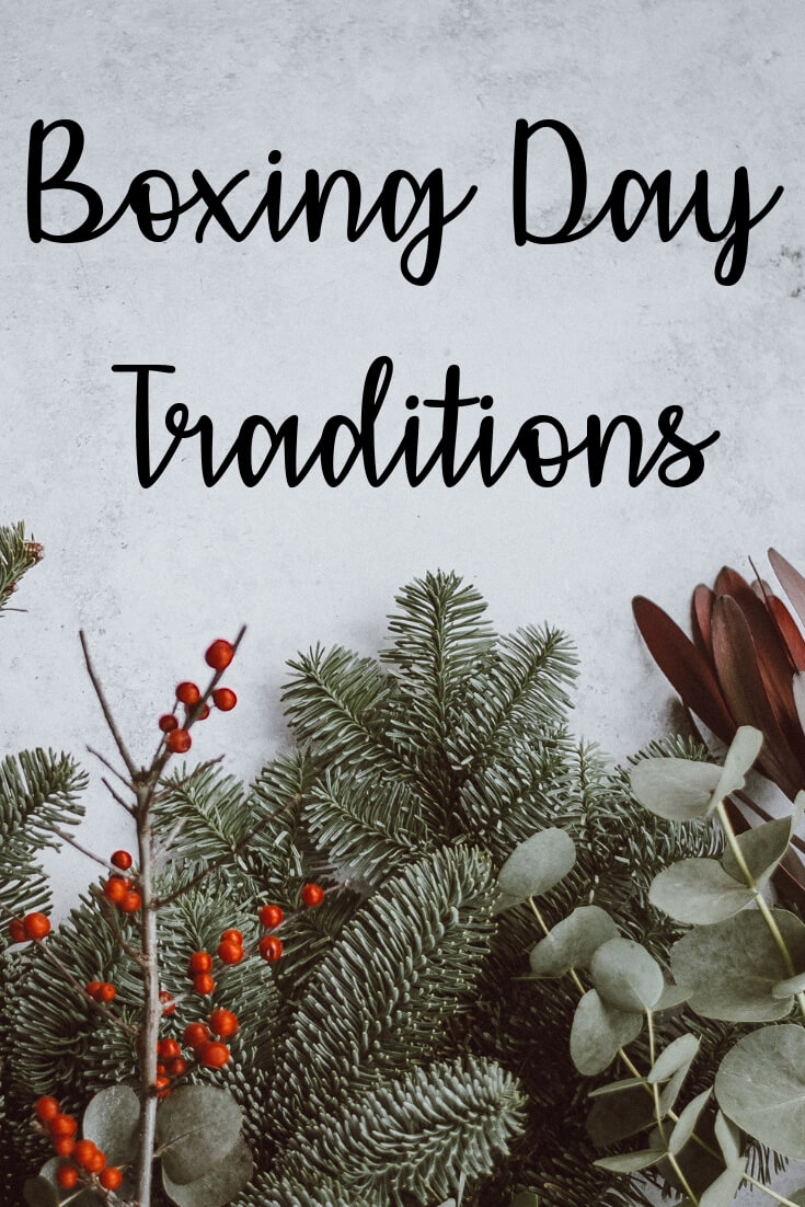 Bloggers share their Boxing Day traditions.